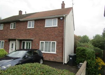 Thumbnail 3 bed end terrace house for sale in Hungerford Walk, Brislington, Bristol
