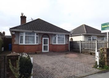 Thumbnail 2 bed bungalow for sale in Rossmore Road, Parkstone, Poole
