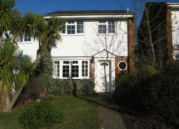Thumbnail 3 bed end terrace house to rent in De Lara Way, Woking