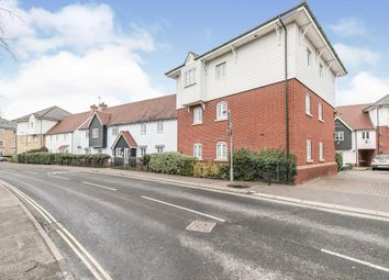 2 bed flat to rent in Marsh Crescent, Rowhedge CO5