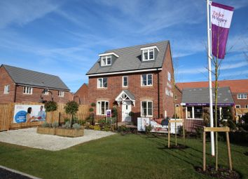 Thumbnail 5 bed detached house for sale in The Stanton, Harwell