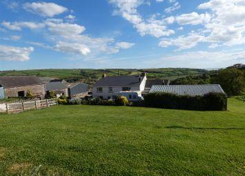 Thumbnail 5 bed farm for sale in Clomendy, Llangain, Carmarthen