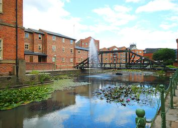 Thumbnail 3 bed flat to rent in Navigation Walk, Leeds