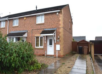 Thumbnail 2 bed semi-detached house to rent in Holywell Road, Shipley View, Ilkeston