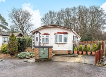 2 bed mobile/park home for sale in Surrey Hills Residential Park, Boxhill Road, Tadworth KT20