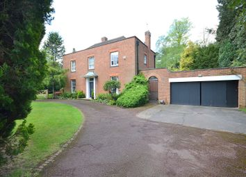 Thumbnail 4 bed detached house for sale in Onslow Road, Burwood Park, Hersham, Walton-On-Thames