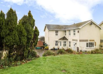 Thumbnail 4 bed detached house for sale in Rame Common Cross, Penryn