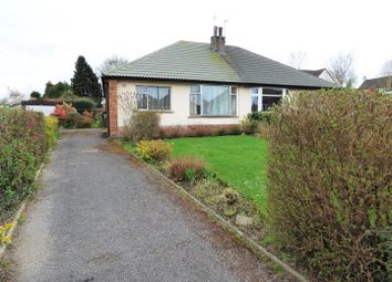 Thumbnail 2 bed semi-detached bungalow for sale in Harewood Avenue, Scotforth, Lancaster