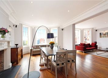 Thumbnail 4 bedroom flat for sale in Zetland House, Marloes Road, London