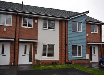 Thumbnail 2 bed mews house for sale in Carmody Close, Manchester