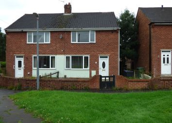 Thumbnail 2 bed semi-detached house to rent in Jasmine Avenue, Shildon