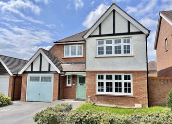 Thumbnail 4 bed detached house for sale in Hastings Drive, Calne, Wiltshire