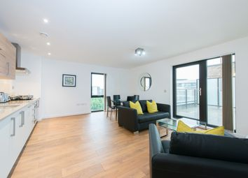 Thumbnail 1 bed flat to rent in Clubhouse Apartments, Stainsby Road, Canary Wharf