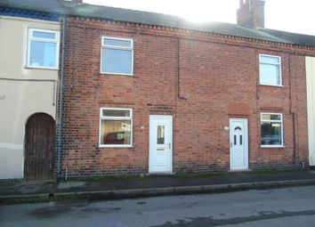 Thumbnail 2 bed terraced house to rent in George Street, Somercotes, Alfreton