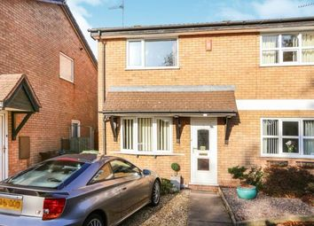 Thumbnail 2 bedroom semi-detached house for sale in Tiffany Lane, Pendeford, Wolverhampton, West Midlands
