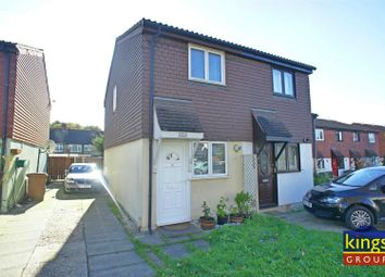 Thumbnail 2 bed semi-detached house for sale in Mapleton Road, London