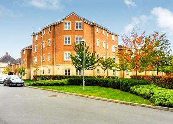 Thumbnail 3 bed flat for sale in Endeavour Road, Swindon