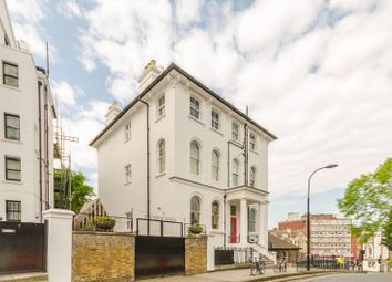 Thumbnail 3 bed flat to rent in College Crescent, Hampstead, London