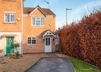 Thumbnail 2 bed end terrace house for sale in Gibson Close, Stafford, .