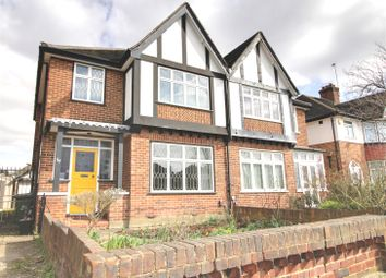Thumbnail 3 bed semi-detached house for sale in George V Avenue, Pinner