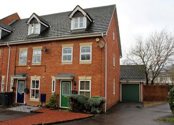 Thumbnail 3 bed town house for sale in Wellington Place, Ash Vale