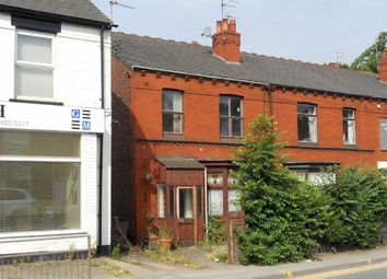 Thumbnail 3 bed end terrace house for sale in London Road, Hazel Grove, Stockport