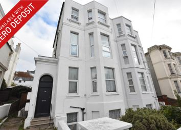 Thumbnail 3 bed flat to rent in Church Road, St Leonards On Sea
