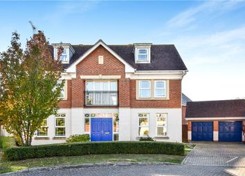 Thumbnail 5 bed detached house for sale in Crofters Close, Deepcut, Camberley, Surrey