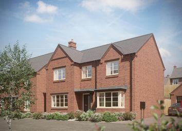 Thumbnail 4 bed detached house for sale in Main Road, Hulland Ward, Ashbourne