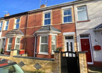 Thumbnail 4 bed terraced house for sale in Sutton Road, Newport