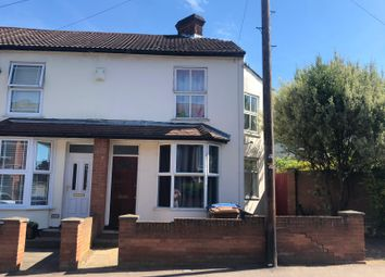 Thumbnail 2 bed end terrace house to rent in St Johns, Ipswich