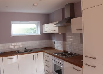 Thumbnail 1 bed flat to rent in Church Lane, Anstey