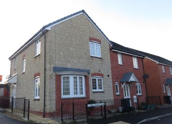 Thumbnail 3 bed property for sale in Millstone Close, Weston-Super-Mare