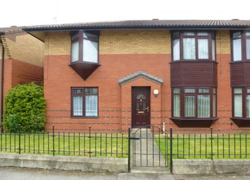 Thumbnail 2 bed flat for sale in Staveley Road, Hull