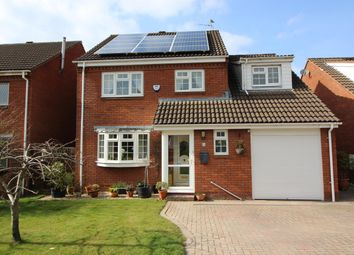 Thumbnail 4 bed detached house for sale in Hampshire Way, Yate, Bristol