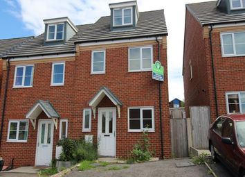 Thumbnail 4 bedroom semi-detached house for sale in Balmoral Close, Blackburn