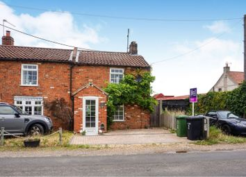 Thumbnail 2 bed end terrace house for sale in The Street, Marham, King's Lynn