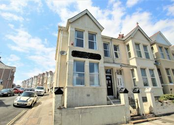 Thumbnail 3 bed terraced house for sale in Outland Road, Peverell, Plymouth, Devon