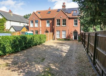 Thumbnail 6 bed town house for sale in Mile End Road, Norwich, Norfolk