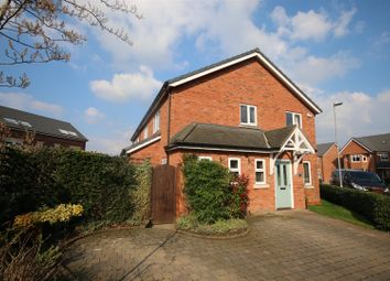 Thumbnail 2 bedroom semi-detached house for sale in Chorlton Brook, Eccles, Manchester