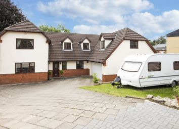 Thumbnail 5 bed detached house for sale in Wern Road, Griffithstown, Pontypool