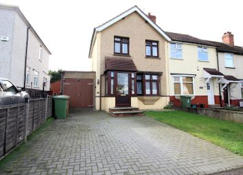 3 bed end terrace house for sale in Brantwood Avenue, Northumberland Heath, Kent DA8