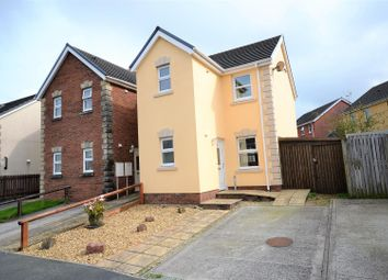 Thumbnail 2 bed semi-detached house for sale in Maes Abaty, Whitland