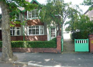 Thumbnail 3 bed semi-detached house to rent in Chaseley Road, Salford