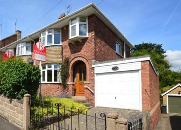 Thumbnail 3 bedroom semi-detached house for sale in Cinder Hill Lane, Grenoside, Sheffield, South Yorkshire
