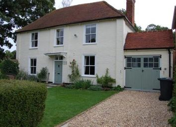 Thumbnail 4 bed detached house to rent in Appleshaw, Nr Andover, Hampshire