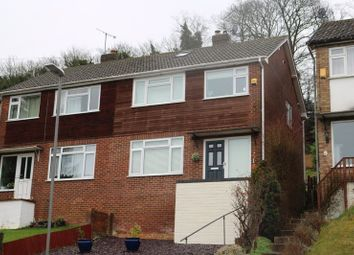 Thumbnail 3 bed semi-detached house for sale in St. Georges Close, High Wycombe