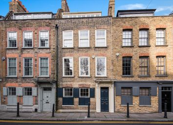 Thumbnail 4 bed detached house for sale in Fournier Street, Spitalfields, London