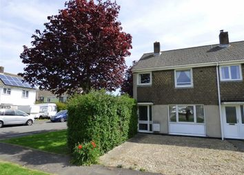 Thumbnail 3 bed semi-detached house for sale in Dunster Crescent, Weston-Super-Mare