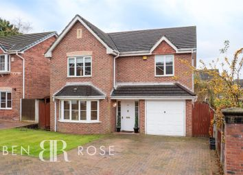 4 bed detached house for sale in Capesthorne Drive, Chorley PR7